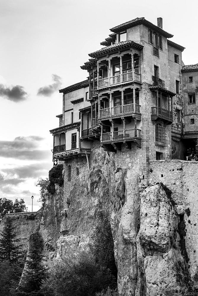 Hanging Houses of Cuence, Cuenca, Spain