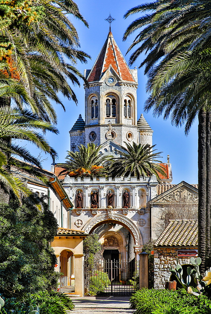 Lerins Abbey, Saint Honorat Island, France