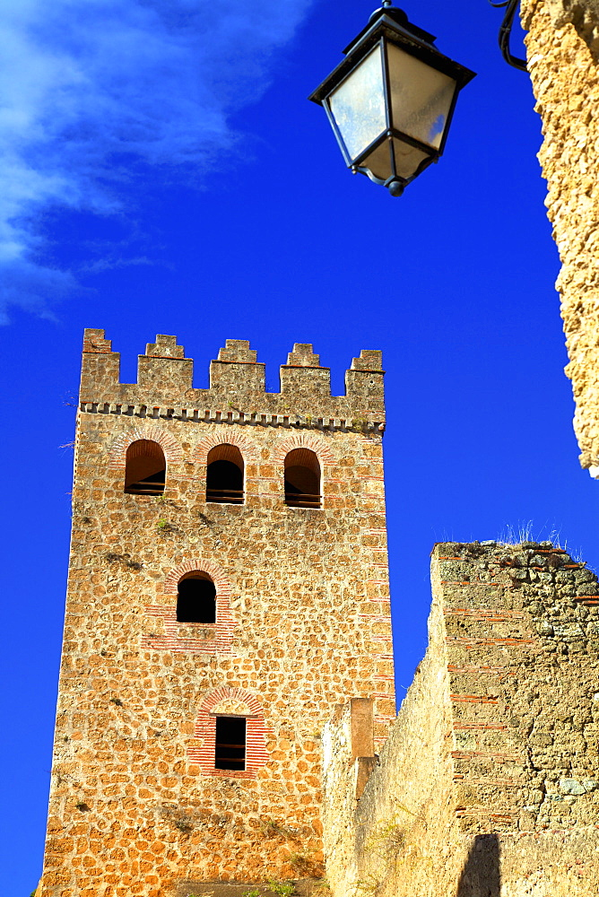 Historic Kasbah, Chefchaouen, Morocco, North Africa, Africa