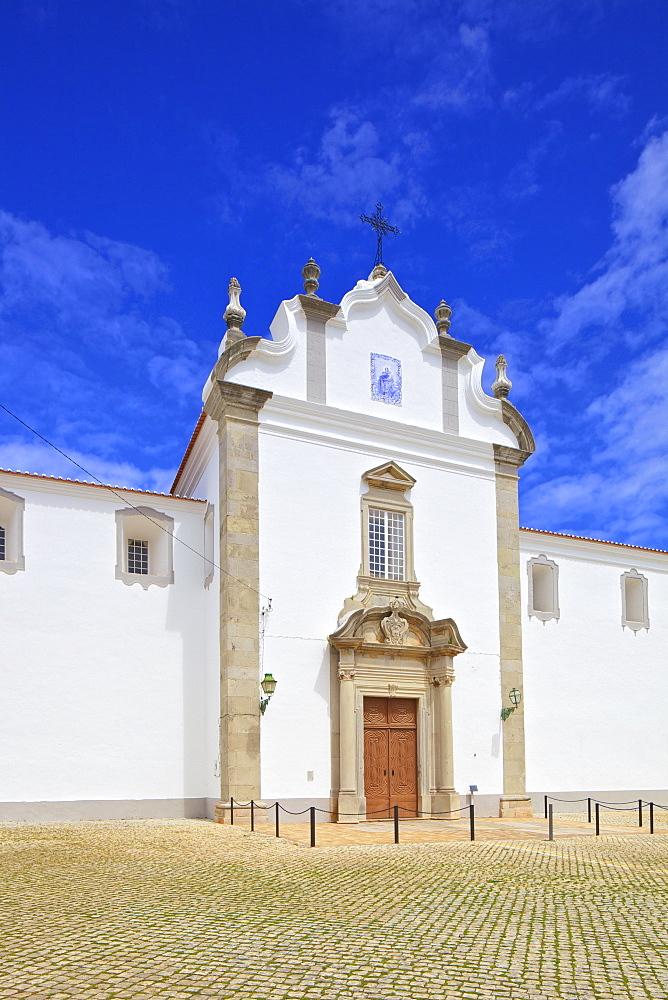 Our Lady of Carmel's Church, Tavira, Eastern Algarve, Algarve, Portugal, Europe - 1126-1545