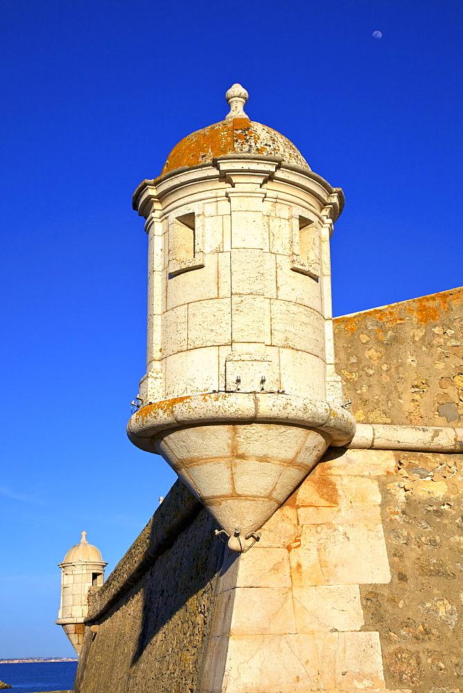 Fortaleza da Ponta da Bandeira, Lagos, Western Algarve, Algarve, Portugal, Europe