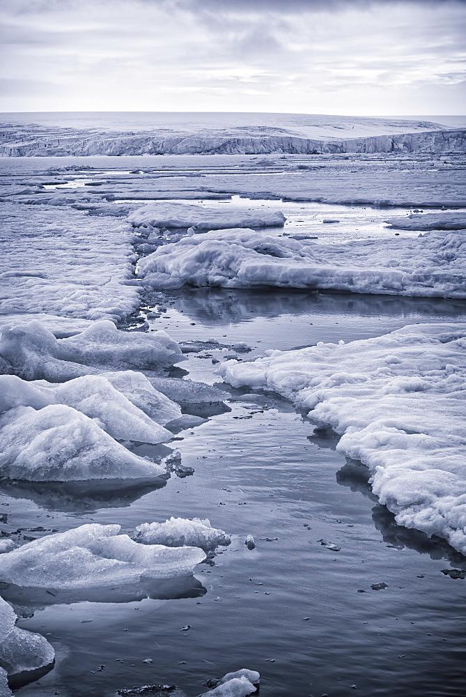 Hinlopen Strait, Spitsbergen Island, Svalbard Archipelago, Norway - 1131-1195