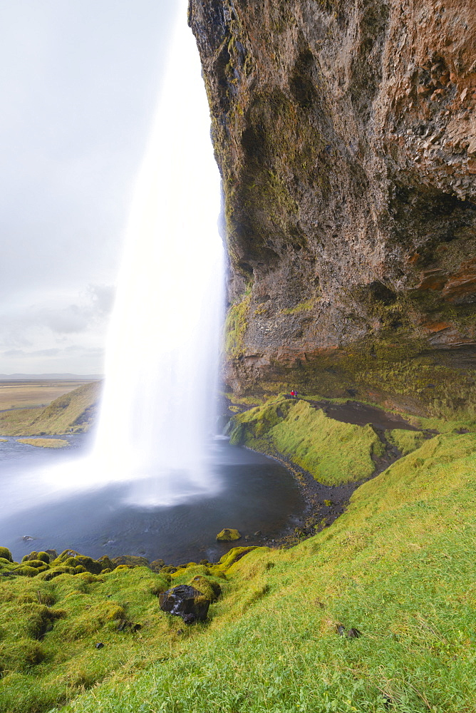 Seljalandsfoss Waterfall, Iceland, Polar Regions