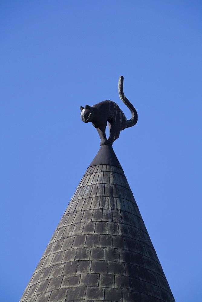 The Cats House, Riga, Latvia, Europe