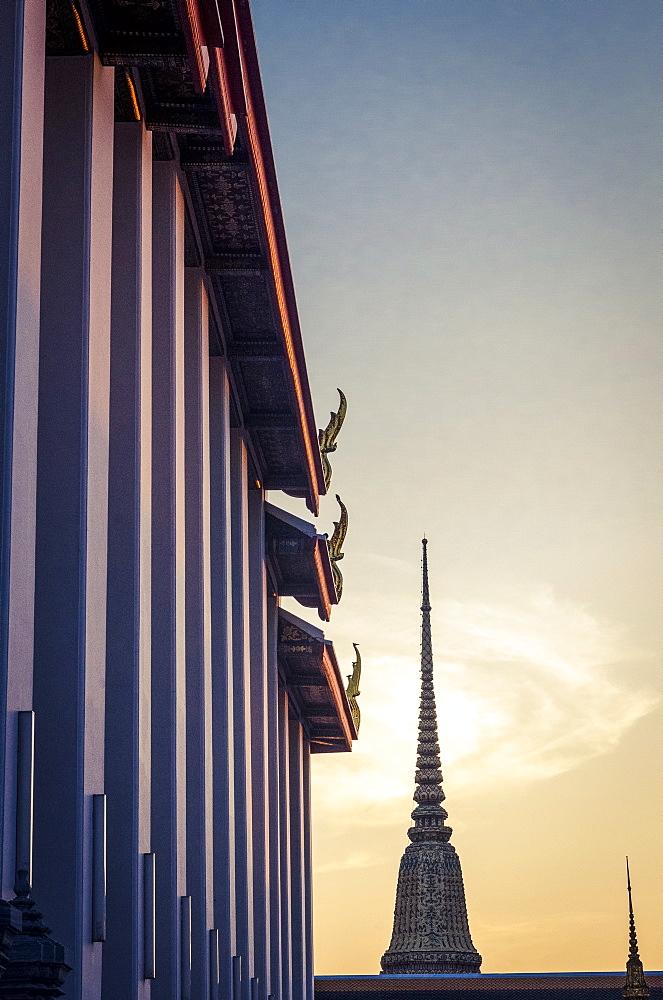 Wat Pho, Bangkok, Thailand. - 1163-24