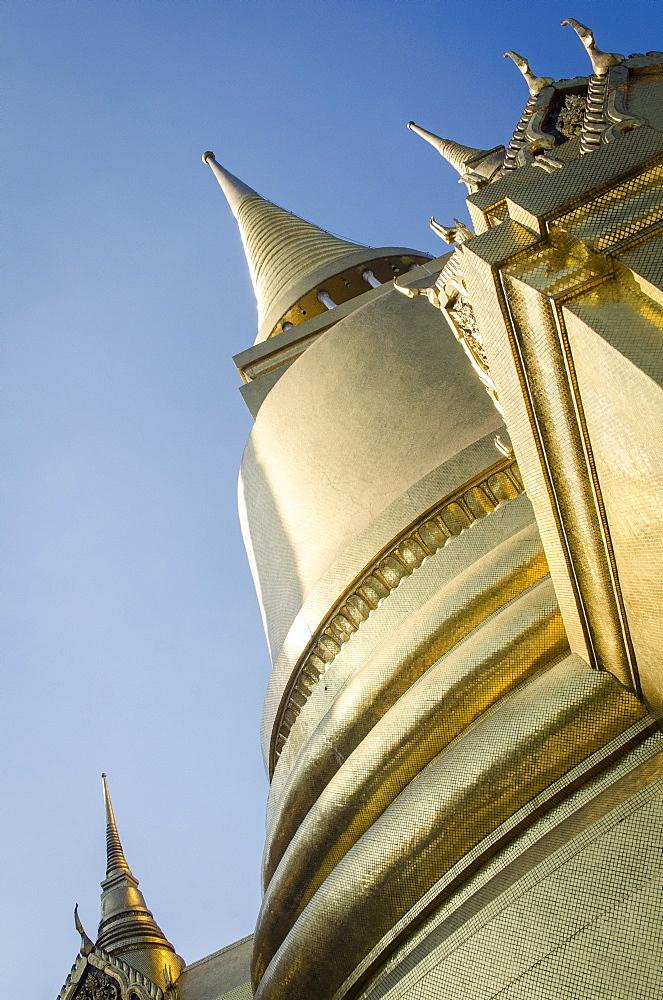 Wat Phra Kaew, Bangkok, Thailand. - 1163-25