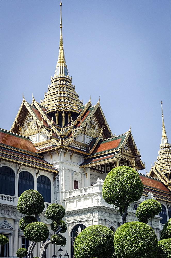 Wat Phra Kaew, Bangkok, Thailand. - 1163-28
