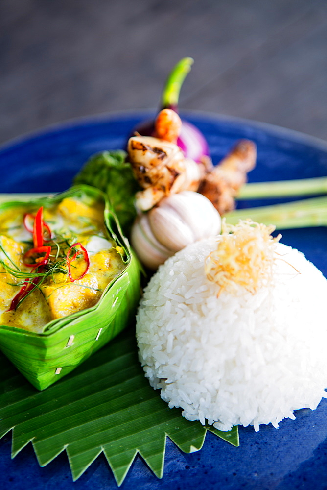 Thai yellow curry, Thailand, Southeast Asia, Asia