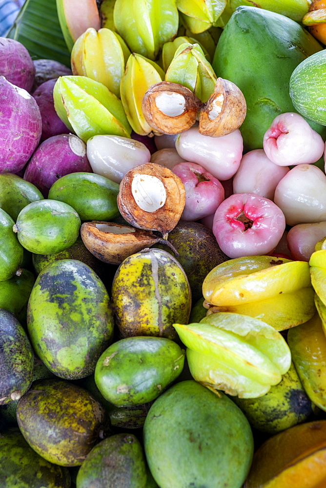 Indonesia, tropical fruits