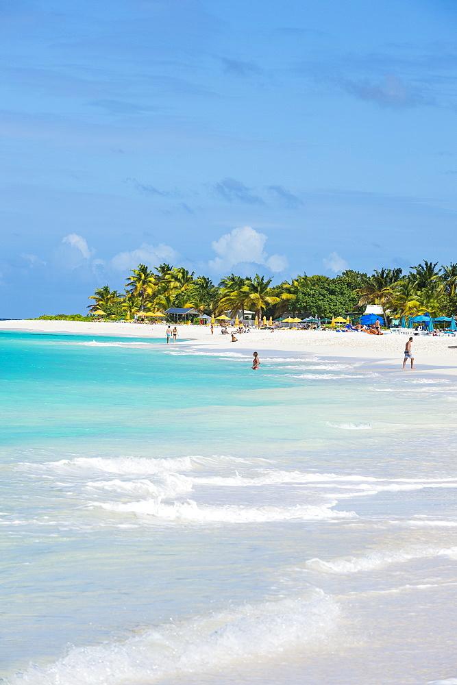 World class Shoal Bay East beach, Anguilla, Caribbean, British Oversea territory, United Kingdom - 1184-1171