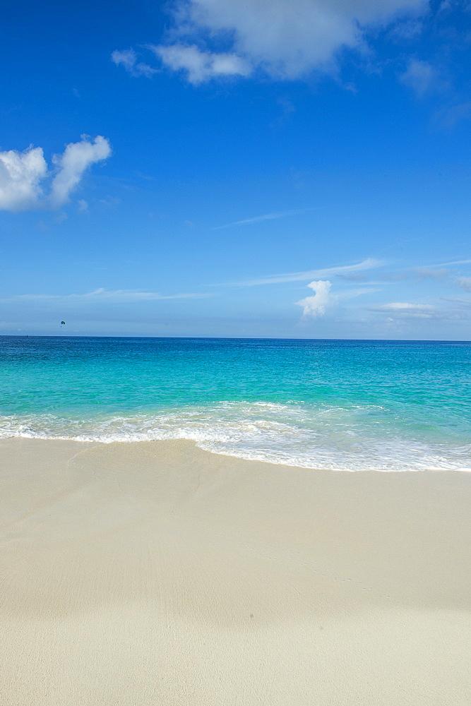 Cabbage Beach, Paradise island, Nassau, New Providence, Bahamas, Caribbean
