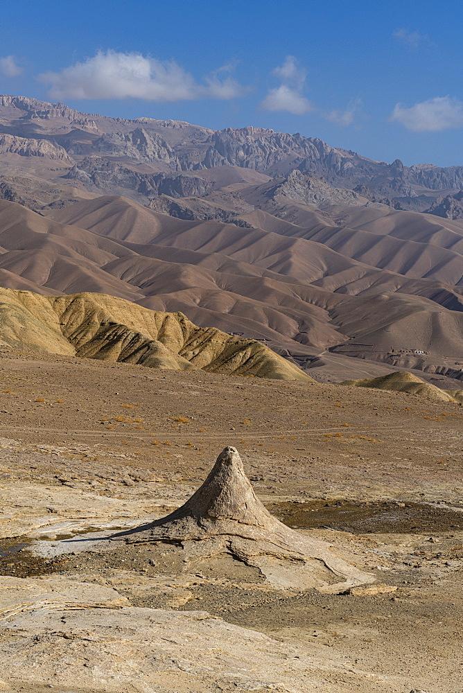 Darya Ajdahar, or Valley of the Dragon, Bamyan, Afghanistan - 1184-3528