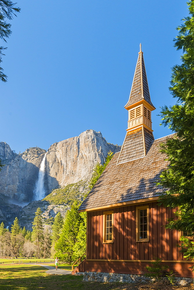 Yosemite Valley Chapel Yosemite National Park, California, USA