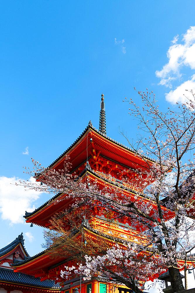 Kiyomizu-dera temple - 1186-807