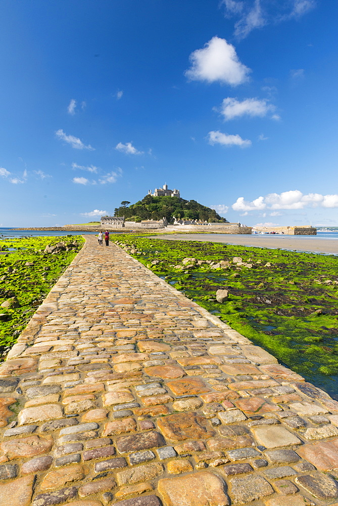 St. Michaels Mount, Marazion, Cornwall, England, United Kingdom, Europe