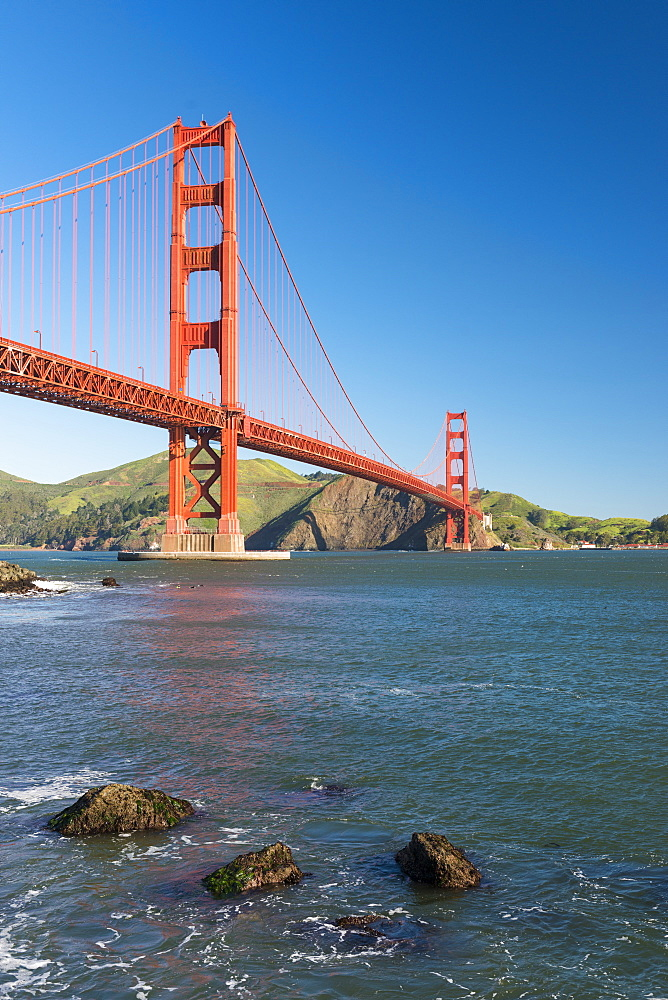 Golden gate bridge San Francisco, California, United States
