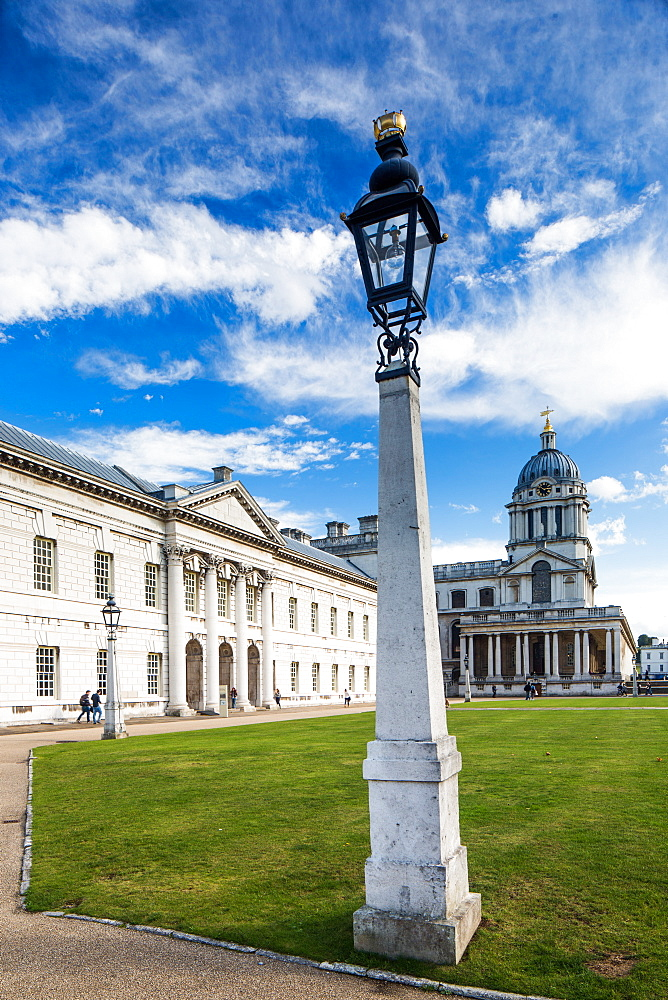 Greenwich Maritime Museum, UNESCO World Heritage Site, London, England, United Kingdom, Europe