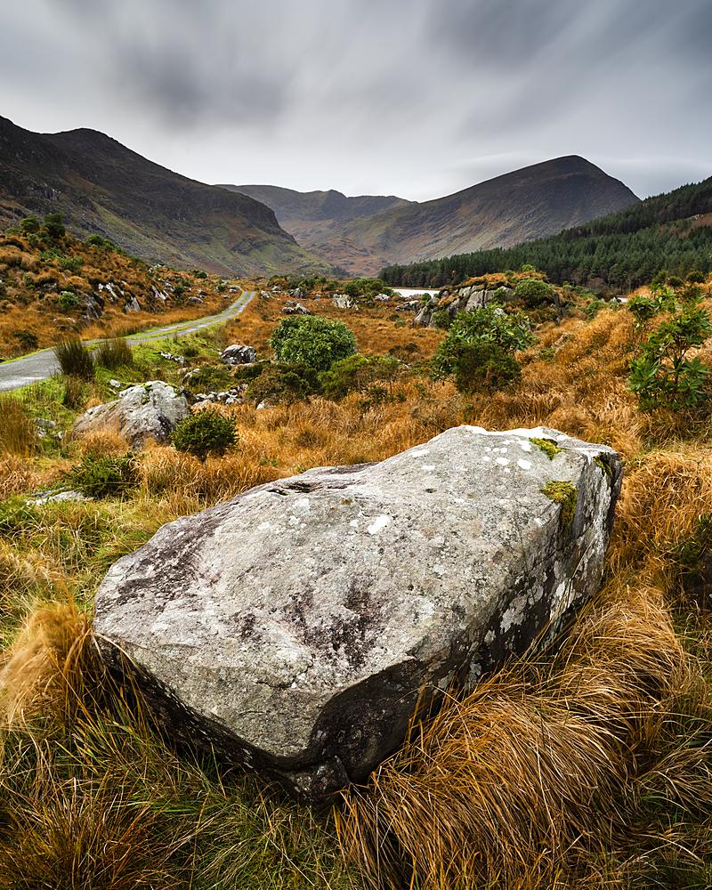 The Black Valley, Killarney National Park, Kerry, Republic of Ireland, autumn