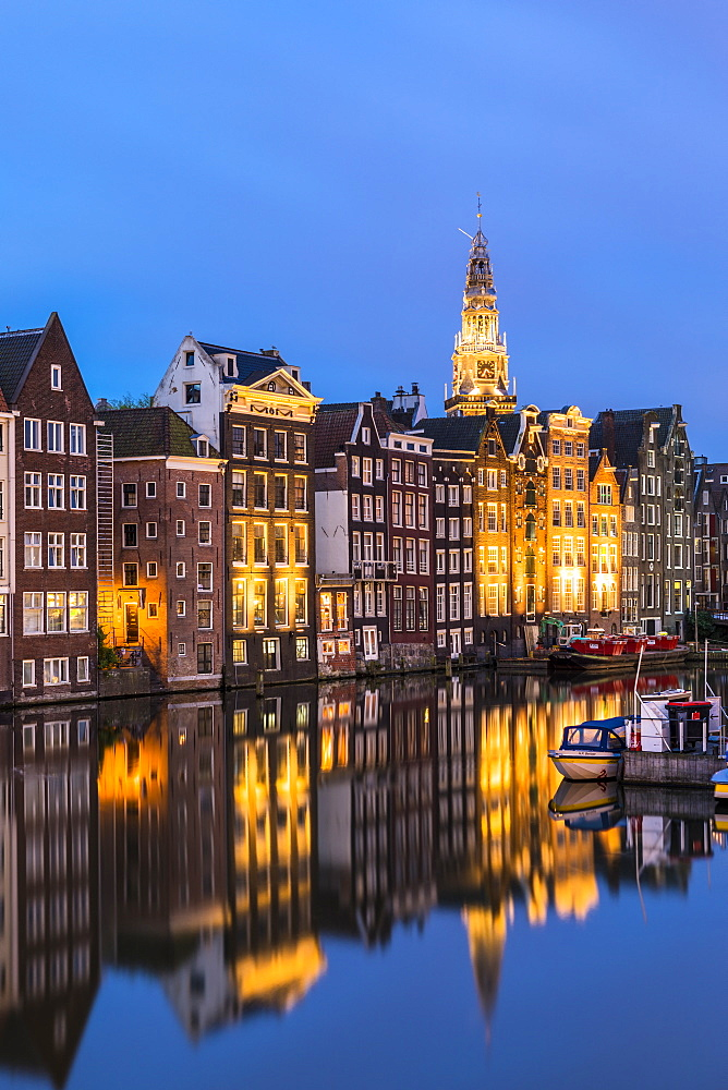 Damrak, Amsterdam, Netherlands - 1207-141