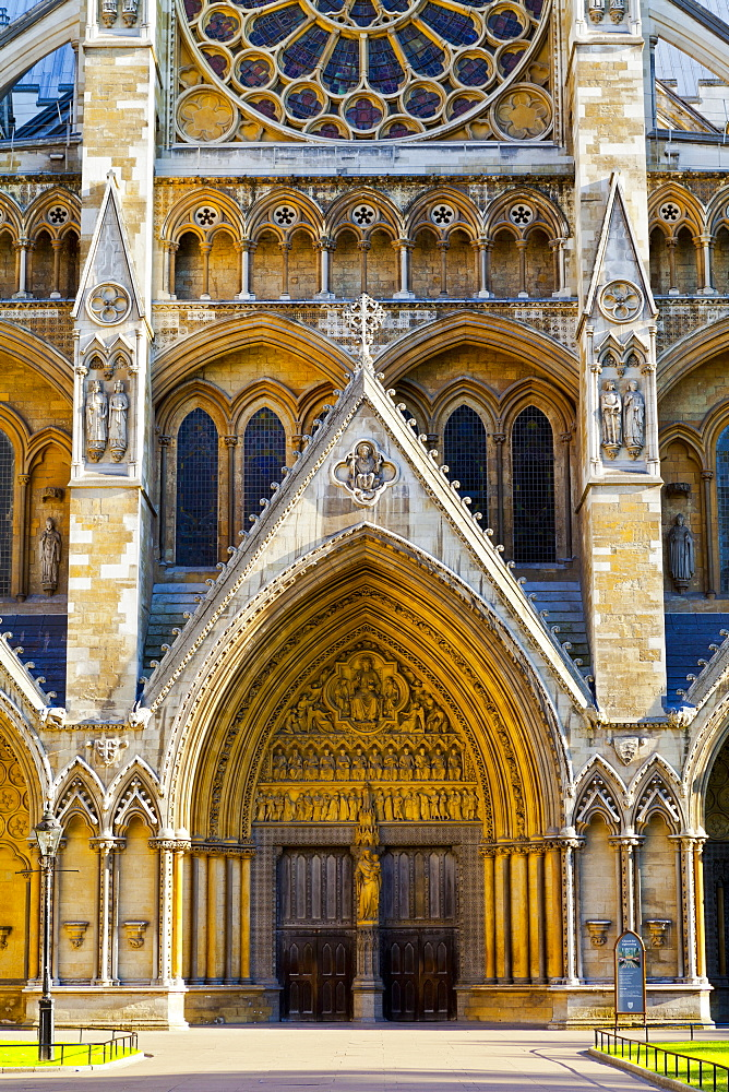 Westminster Abbey, London, England, United Kingdom, Europe - 1207-575