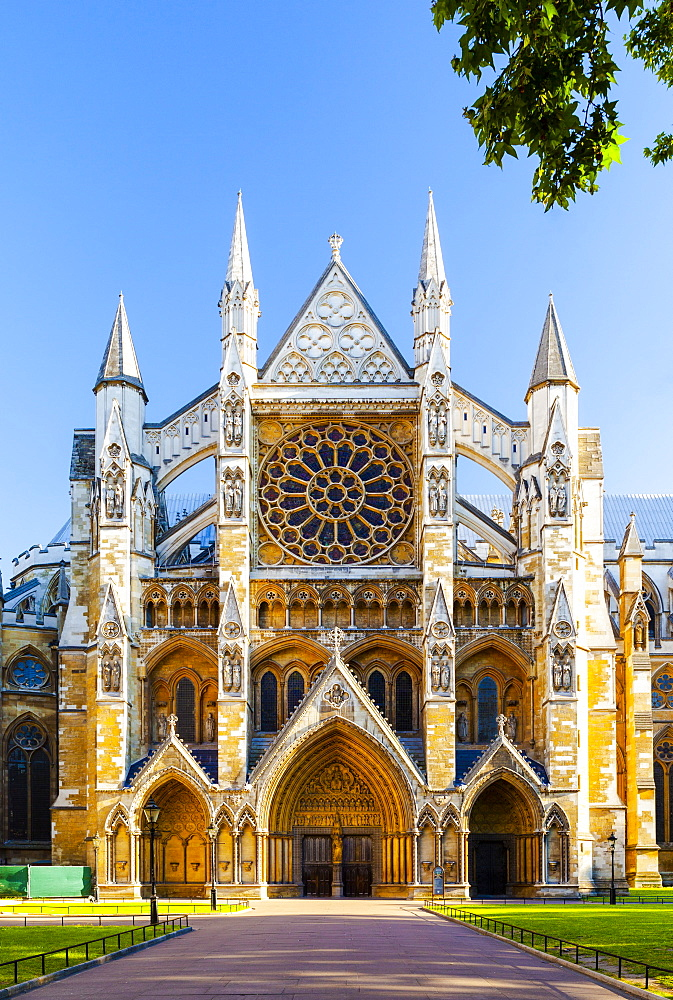 Westminster Abbey, London, England, United Kingdom, Europe - 1207-590