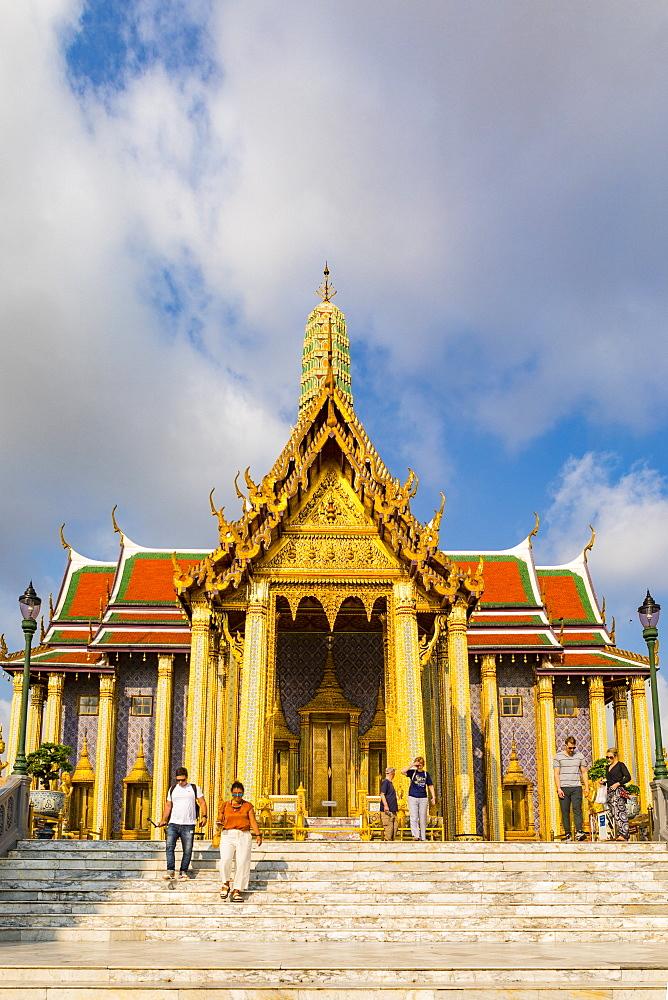 The Grand Palace, Bangkok, Thailand, Southeast Asia, Asia - 1207-699