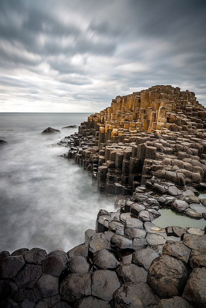 Giant's Causeway, Northern Ireland, UK. - 1209-232