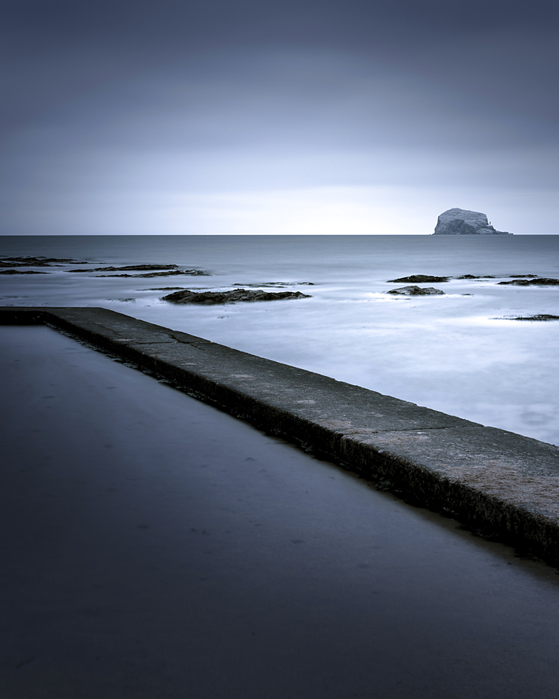 Bass Rock, Firth of Forth, Scotland, United Kingdom, Europe