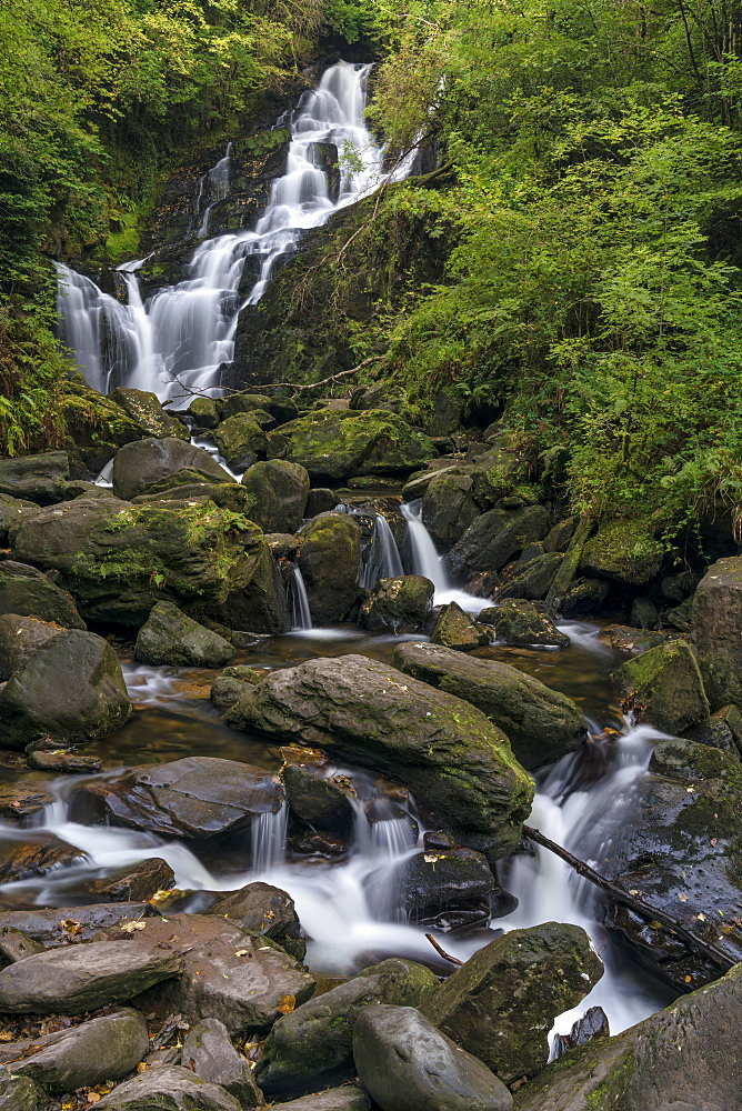 Torc Waterfall, County Kerry, Ireland