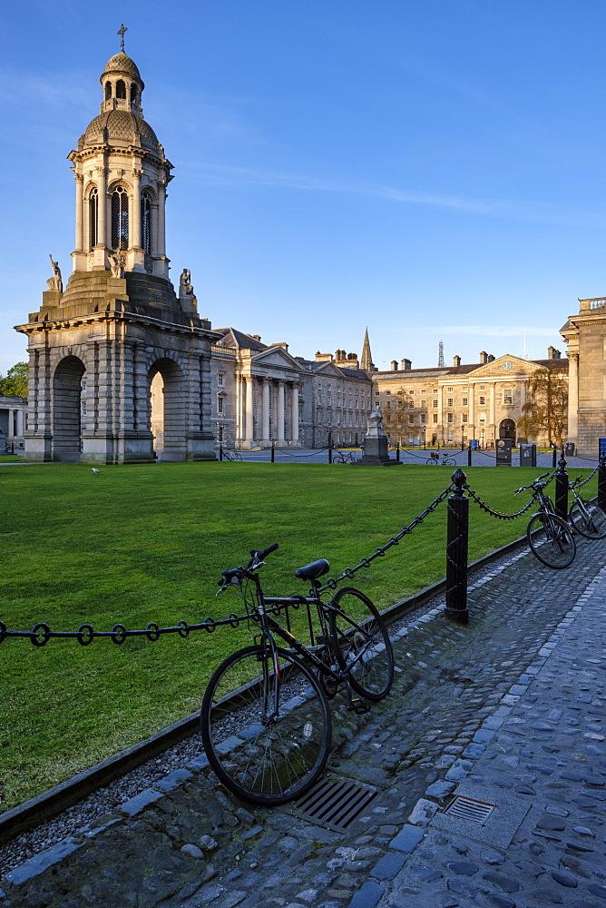 Trinity College, Dublin, Republic of Ireland, Europe - 1240-316