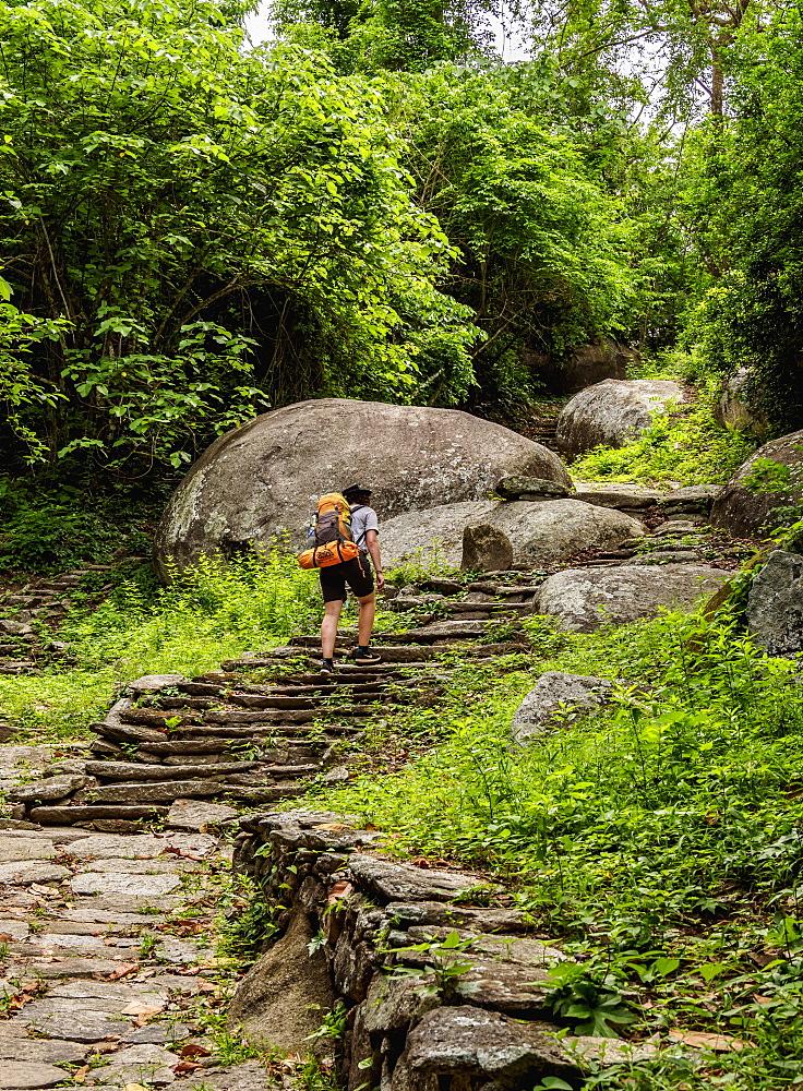 Pueblito Chairama, Tayrona National Natural Park, Magdalena Department, Caribbean, Colombia - 1245-1392