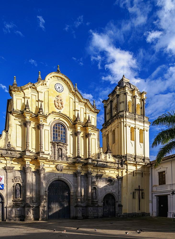 San Francisco Church, Popayan, Cauca Department, Colombia - 1245-1432