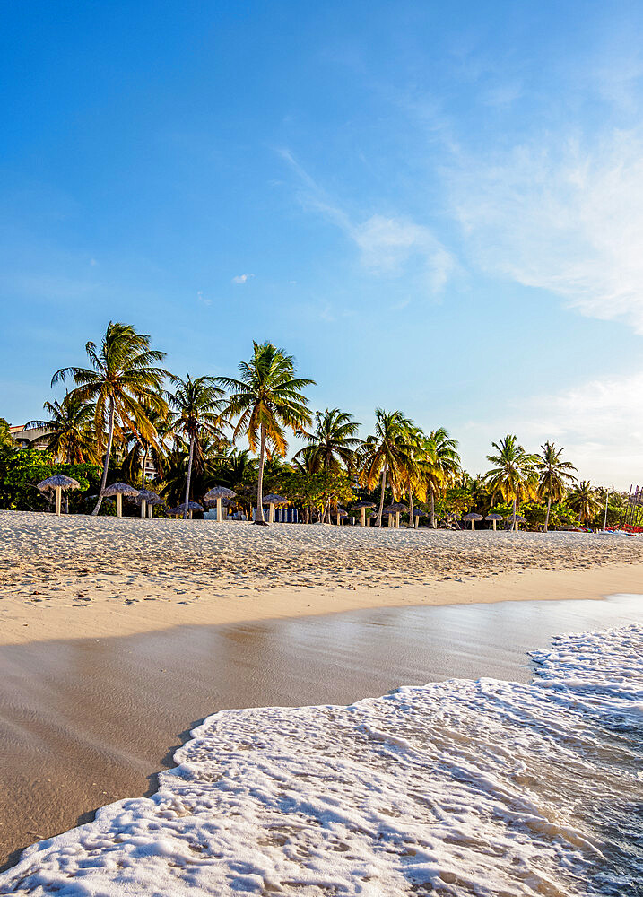 Playa Esmeralda, Holguin Province, Cuba, West Indies, Caribbean, Central America - 1245-1854