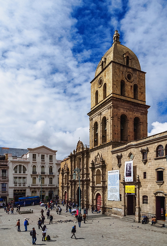 Basilica of San Francisco, La Paz, Bolivia