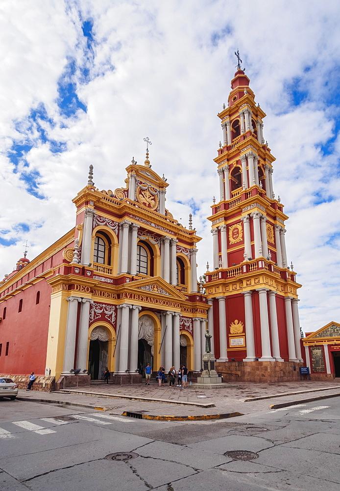 Saint Francis Church, Salta, Argentina, South America