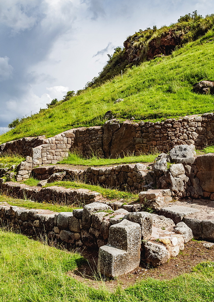 Tambomachay Ruins, Cusco Region, Peru, South America