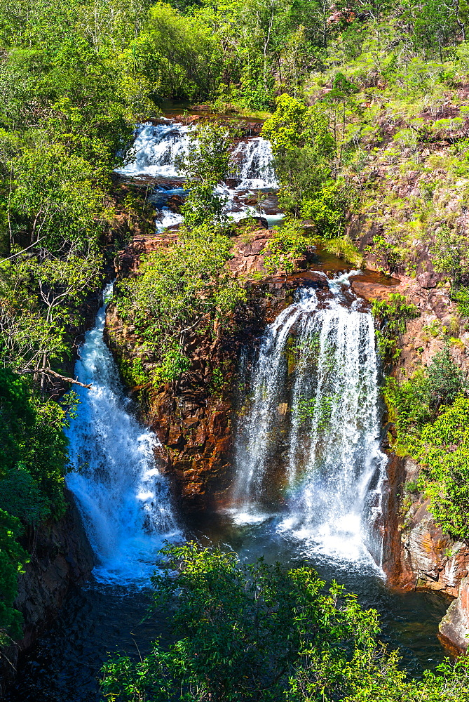 Florence Falls, Litchfield National Park, Australia.