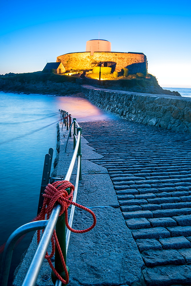 Fort Grey, Guernsey, Channel Islands, United Kingdom, Europe