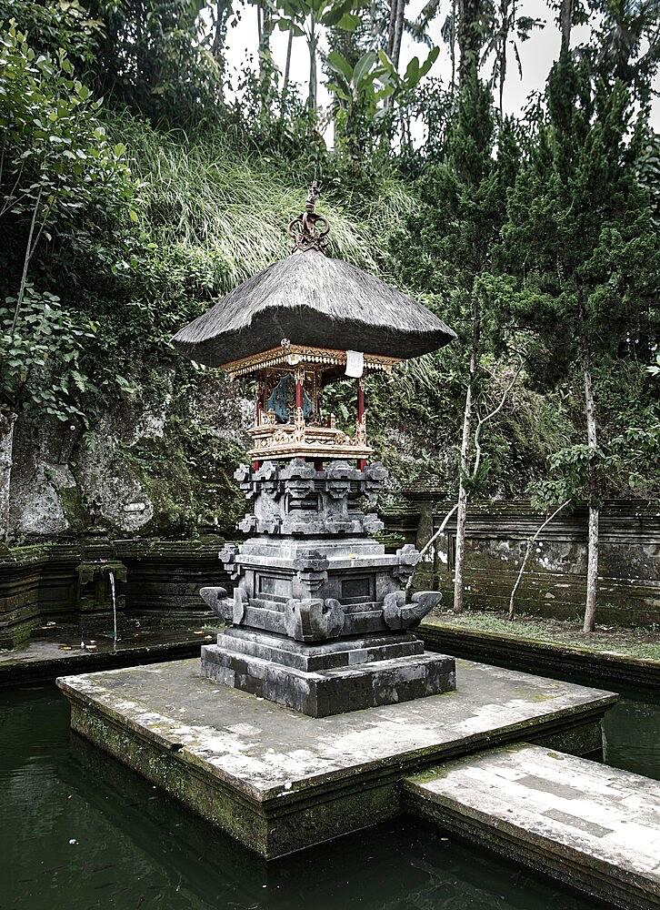 Small shrine in Bali, Indonesia - 1336-171