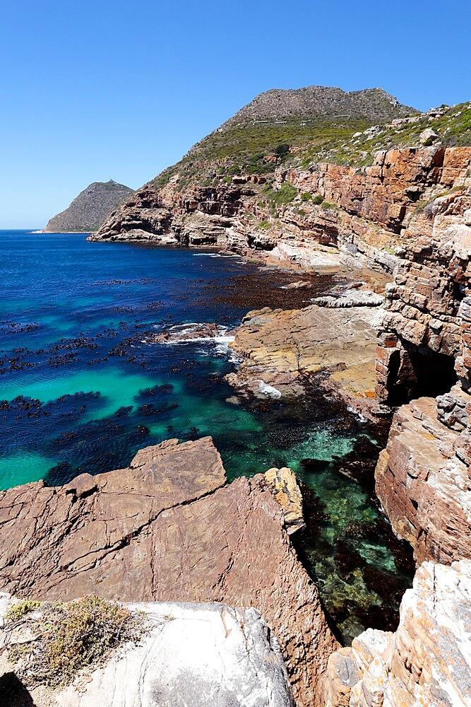 Cape Point Nature Reserve - False Bay - 1338-22