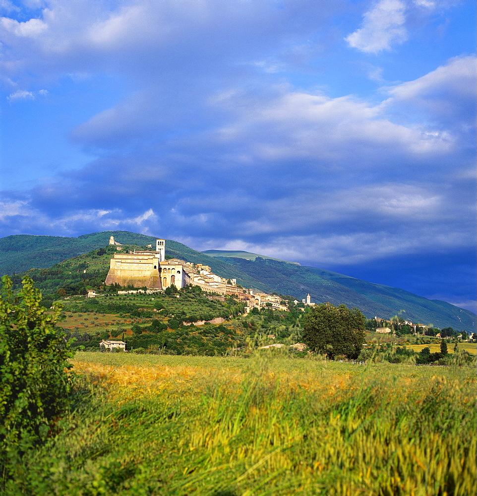 Assisi, Umbria, Italy - 136-1912