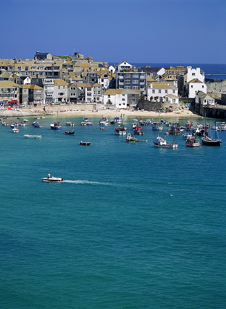 St. Ives, Cornwall, England, United Kingdom, Europe