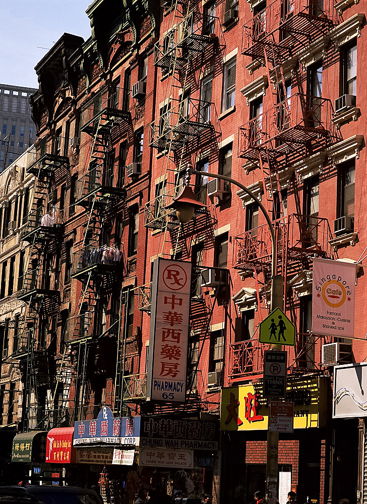 Chinatown, New York City, New York States, United States of America, North America