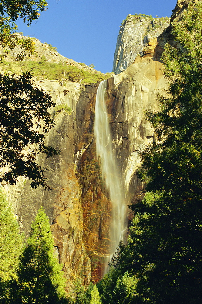 Bridalveil Falls, Yosemite National Park, California, USA