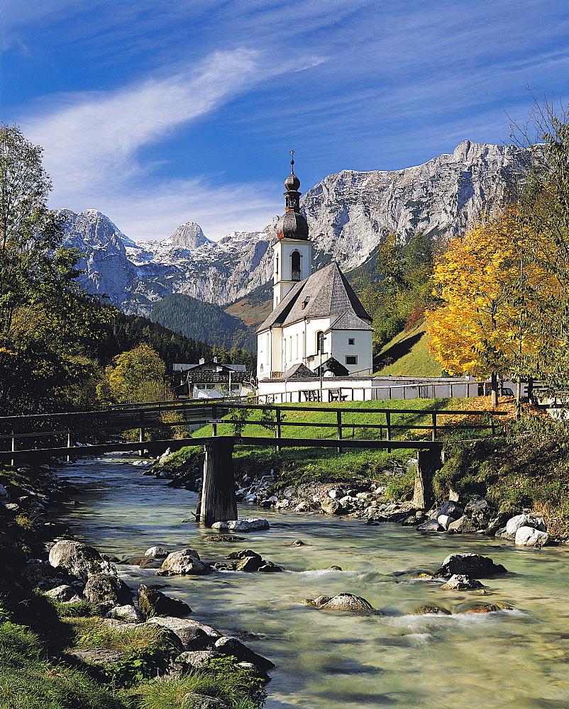 Ramsau, Bavaria, Germany - 252-5726