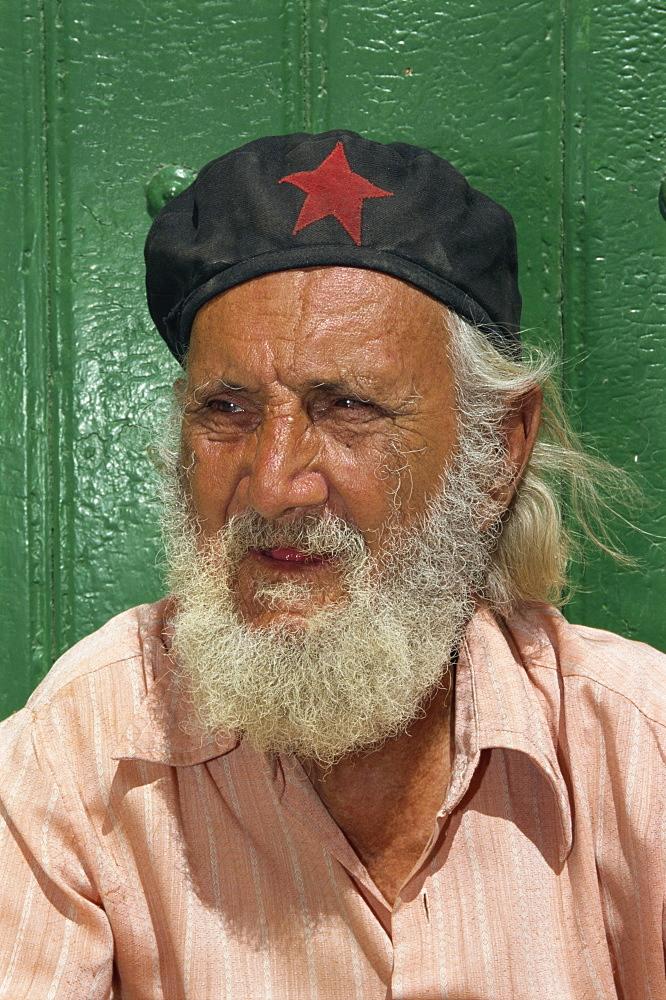 Portrait, Habana Vieja, Havana, Cuba, West Indies, Caribbean, Central America