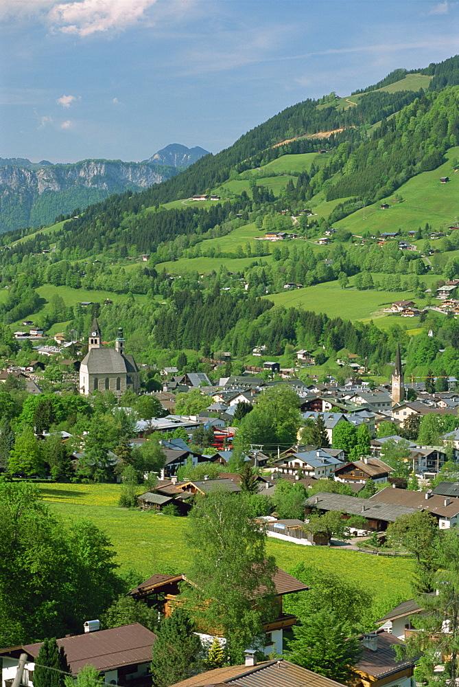 Tirol region, Kitzbuhel, Austria, Europe