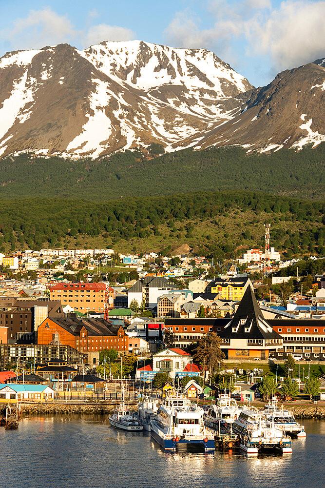 Ushuaia, Tierra del Fuego, Argentina, South America - 29-5579