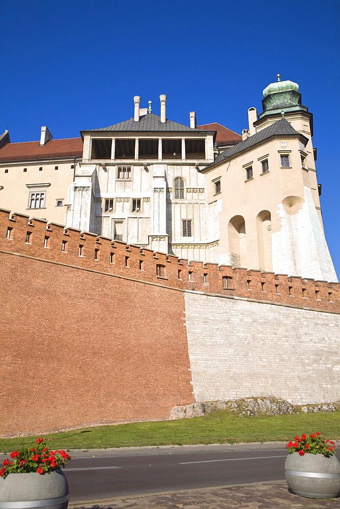 Wawel Castle, Wawel Hill, Krakow, Poland, Europe