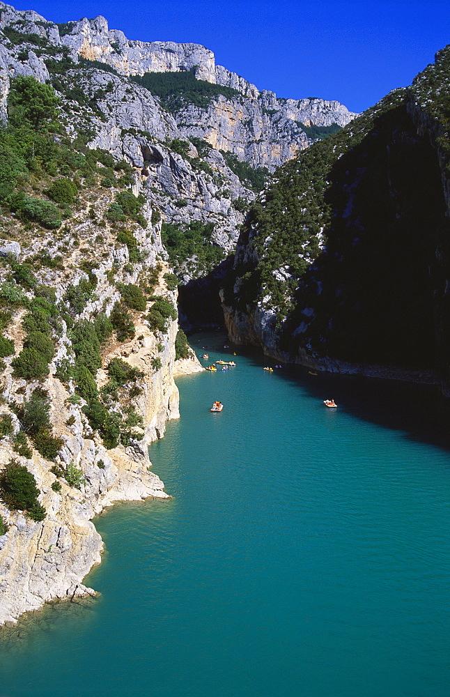 Les Gorges du Verdon, Provence, France - 314-3339